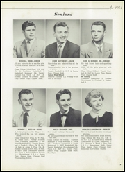 Page 13, 1954 Edition, Columbiana High School - Clipper Yearbook (Columbiana, OH) online yearbook collection