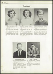 Page 16, 1954 Edition, Columbiana High School - Clipper Yearbook (Columbiana, OH) online yearbook collection