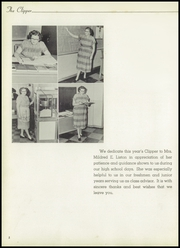 Page 6, 1954 Edition, Columbiana High School - Clipper Yearbook (Columbiana, OH) online yearbook collection