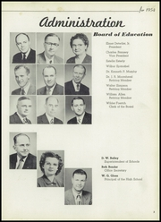 Page 7, 1954 Edition, Columbiana High School - Clipper Yearbook (Columbiana, OH) online yearbook collection