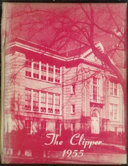 1955 Edition, Columbiana High School - Clipper Yearbook (Columbiana, OH)