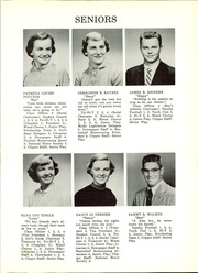 Page 15, 1955 Edition, Columbiana High School - Clipper Yearbook (Columbiana, OH) online yearbook collection