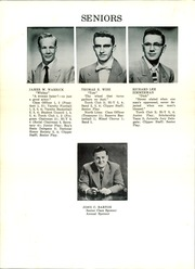 Page 16, 1955 Edition, Columbiana High School - Clipper Yearbook (Columbiana, OH) online yearbook collection