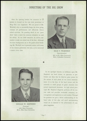 Page 11, 1947 Edition, Barnesville High School - Senrab Yearbook (Barnesville, OH) online yearbook collection