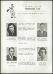 Page 12, 1947 Edition, Barnesville High School - Senrab Yearbook (Barnesville, OH) online yearbook collection