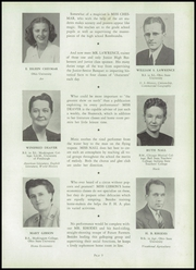 Page 13, 1947 Edition, Barnesville High School - Senrab Yearbook (Barnesville, OH) online yearbook collection