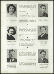Page 14, 1947 Edition, Barnesville High School - Senrab Yearbook (Barnesville, OH) online yearbook collection