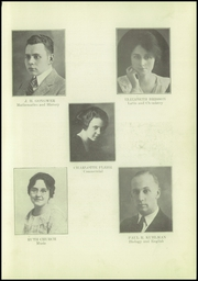 Page 11, 1923 Edition, Loudonville High School - Annual Yearbook (Loudonville, OH) online yearbook collection