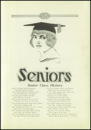 Page 13, 1923 Edition, Loudonville High School - Annual Yearbook (Loudonville, OH) online yearbook collection
