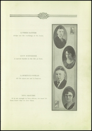 Page 15, 1923 Edition, Loudonville High School - Annual Yearbook (Loudonville, OH) online yearbook collection