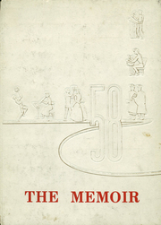 1958 Edition, Cardinal High School - Memoir Yearbook (Middlefield, OH)