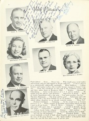 Page 12, 1951 Edition, Concordia College - Concordian Yearbook (Bronxville, NY) online yearbook collection