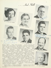 Page 13, 1951 Edition, Concordia College - Concordian Yearbook (Bronxville, NY) online yearbook collection