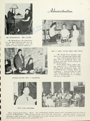 Page 15, 1951 Edition, Concordia College - Concordian Yearbook (Bronxville, NY) online yearbook collection