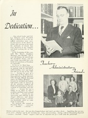 Page 8, 1951 Edition, Concordia College - Concordian Yearbook (Bronxville, NY) online yearbook collection