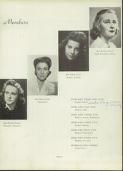 Page 13, 1946 Edition, Mother of Mercy High School - Mercywood Yearbook (Cincinnati, OH) online yearbook collection
