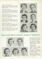 Page 17, 1956 Edition, Mother of Mercy High School - Mercywood Yearbook (Cincinnati, OH) online yearbook collection