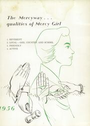 Page 7, 1956 Edition, Mother of Mercy High School - Mercywood Yearbook (Cincinnati, OH) online yearbook collection