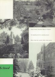 Page 9, 1956 Edition, Mother of Mercy High School - Mercywood Yearbook (Cincinnati, OH) online yearbook collection