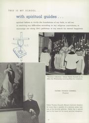 Page 12, 1957 Edition, Mother of Mercy High School - Mercywood Yearbook (Cincinnati, OH) online yearbook collection