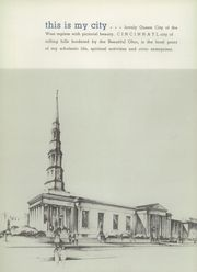 Page 6, 1957 Edition, Mother of Mercy High School - Mercywood Yearbook (Cincinnati, OH) online yearbook collection