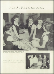 Page 13, 1958 Edition, Mother of Mercy High School - Mercywood Yearbook (Cincinnati, OH) online yearbook collection
