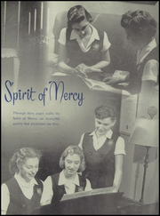 Page 9, 1958 Edition, Mother of Mercy High School - Mercywood Yearbook (Cincinnati, OH) online yearbook collection