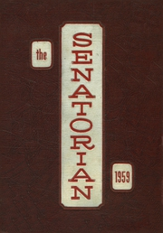 Page 1, 1959 Edition, Portsmouth West High School - Senatorian Yearbook (West Portsmouth, OH) online yearbook collection