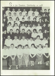 Page 10, 1959 Edition, Portsmouth West High School - Senatorian Yearbook (West Portsmouth, OH) online yearbook collection