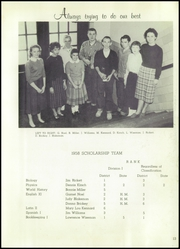Page 17, 1959 Edition, Portsmouth West High School - Senatorian Yearbook (West Portsmouth, OH) online yearbook collection
