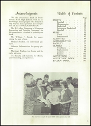 Page 9, 1959 Edition, Portsmouth West High School - Senatorian Yearbook (West Portsmouth, OH) online yearbook collection