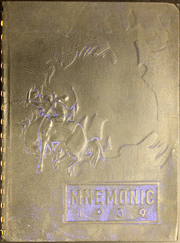 Page 1, 1939 Edition, Madeira High School - Mnemonic Yearbook (Madeira, OH) online yearbook collection