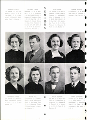 Page 10, 1939 Edition, Madeira High School - Mnemonic Yearbook (Madeira, OH) online yearbook collection