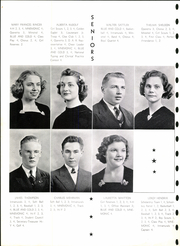 Page 12, 1939 Edition, Madeira High School - Mnemonic Yearbook (Madeira, OH) online yearbook collection