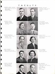Page 7, 1939 Edition, Madeira High School - Mnemonic Yearbook (Madeira, OH) online yearbook collection