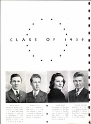 Page 8, 1939 Edition, Madeira High School - Mnemonic Yearbook (Madeira, OH) online yearbook collection