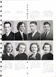 Page 9, 1939 Edition, Madeira High School - Mnemonic Yearbook (Madeira, OH) online yearbook collection