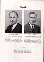 Page 10, 1945 Edition, Madeira High School - Mnemonic Yearbook (Madeira, OH) online yearbook collection