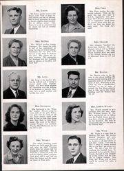 Page 11, 1945 Edition, Madeira High School - Mnemonic Yearbook (Madeira, OH) online yearbook collection