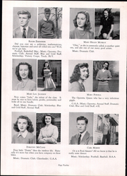 Page 16, 1945 Edition, Madeira High School - Mnemonic Yearbook (Madeira, OH) online yearbook collection