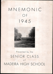Page 5, 1945 Edition, Madeira High School - Mnemonic Yearbook (Madeira, OH) online yearbook collection