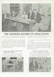 Page 13, 1956 Edition, Madeira High School - Mnemonic Yearbook (Madeira, OH) online yearbook collection