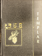 1968 Edition, St Thomas Aquinas High School - Templar Yearbook (Louisville, OH)