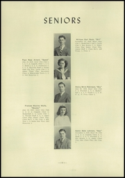 Page 16, 1944 Edition, New London High School - Wildcat Yearbook (New London, OH) online yearbook collection