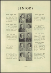Page 17, 1944 Edition, New London High School - Wildcat Yearbook (New London, OH) online yearbook collection
