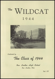 Page 7, 1944 Edition, New London High School - Wildcat Yearbook (New London, OH) online yearbook collection
