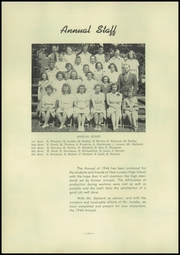 Page 8, 1944 Edition, New London High School - Wildcat Yearbook (New London, OH) online yearbook collection