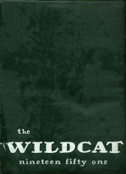 1951 Edition, New London High School - Wildcat Yearbook (New London, OH)