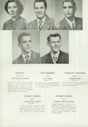 Page 12, 1951 Edition, New London High School - Wildcat Yearbook (New London, OH) online yearbook collection
