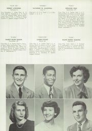 Page 13, 1951 Edition, New London High School - Wildcat Yearbook (New London, OH) online yearbook collection